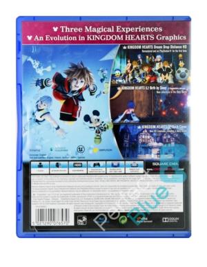 Outlet / Gra PS4 Kingdom Hearts HD 2.8: Final Chapter Prologue / Brak Folii