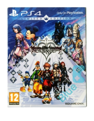 Outlet / Gra PS4 Kingdom Hearts HD 2.8: Final Chapter Prologue Limited Edition / Repack