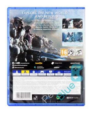 Gra PS4 Monster Hunter World: Iceborne