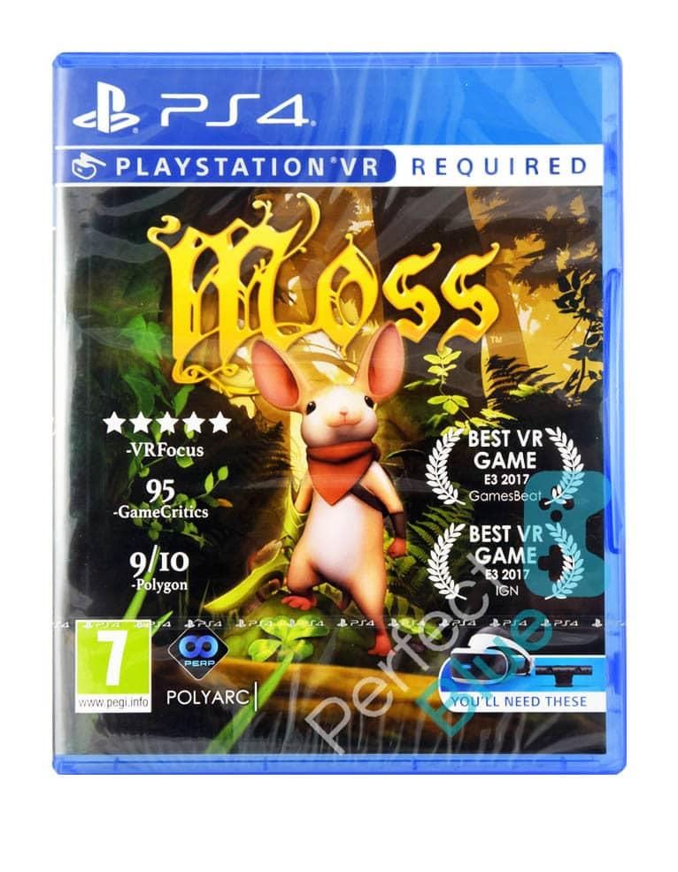 Gra PS4 VR Moss