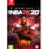 Gra Nintendo Switch NBA 2K20 + DLC