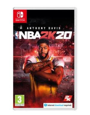 Gra Nintendo Switch NBA 2K20 + DLC