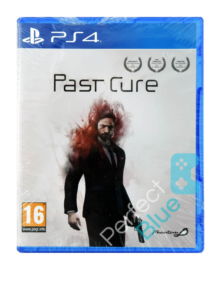 Outlet / Gra PS4 Past Cure / Repack