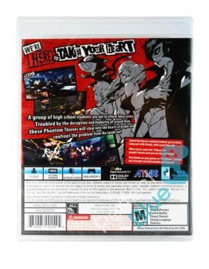 Gra PS3 Persona 5