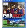 pes 2017 pro evolution soccer 102541 gra ps4 przod logo
