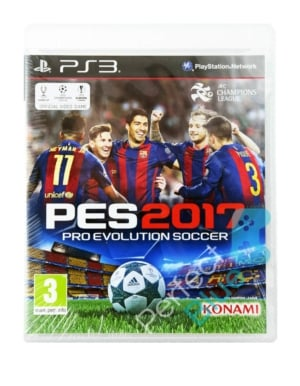 Outlet / Gra PS3 PES 2017 Pro Evolution Soccer / Repack