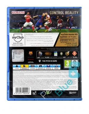 Outlet / Gra PS4 PES 2017 Pro Evolution Soccer / Repack