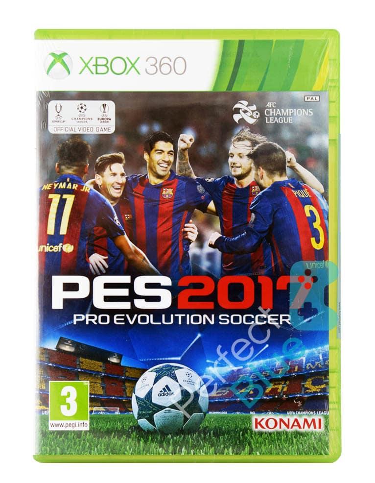 Outlet / Gra Xbox 360 PES 2017 Pro Evolution Soccer / Repack