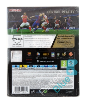 Outlet / Gra PS4 PES 2017 Pro Evolution Soccer Edycja Specjalna / Steelbook / Repack