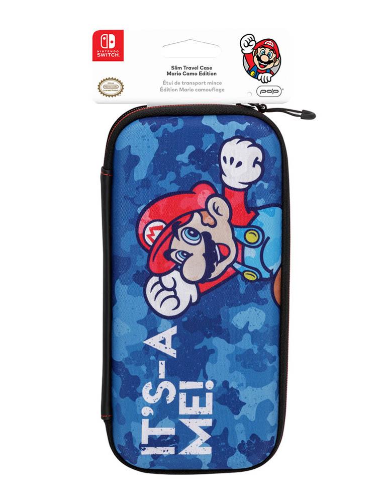 PDP Etui Pokrowiec Slim - Nintendo Switch - Mario