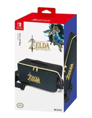 Hori Etui Pokrowiec Torba - Nintendo Switch - Zelda (Carry All Bag)