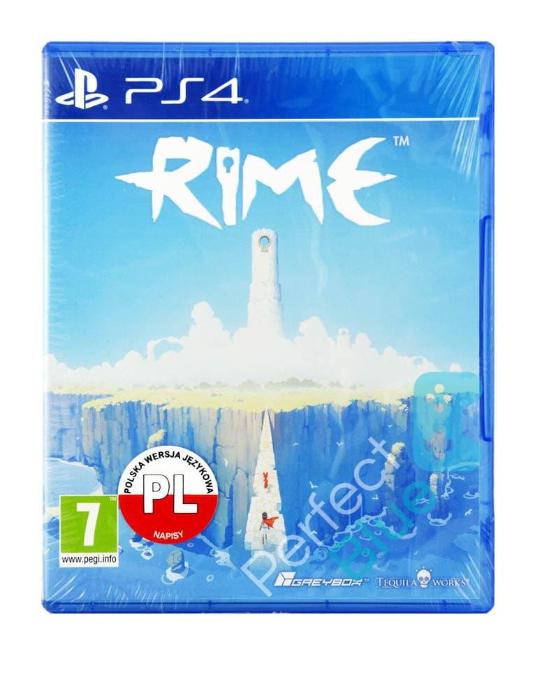 Outlet / Gra PS4 Rime PL / Repack