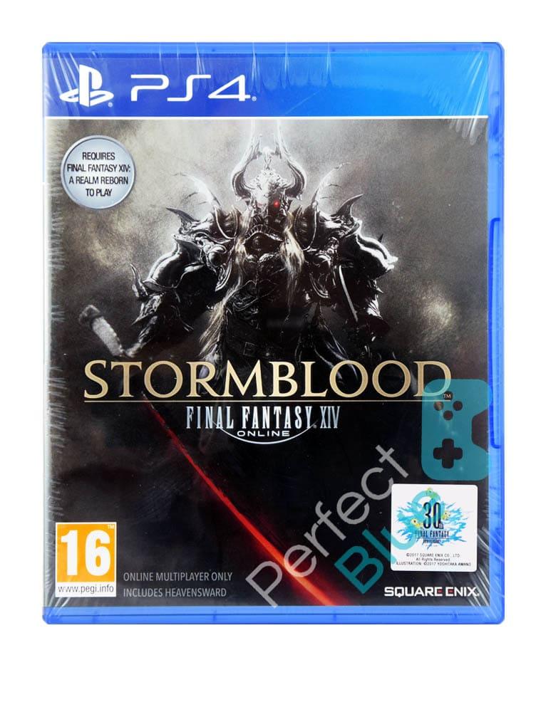 Outlet / Gra PS4 Final Fantasy XIV Online: Stormblood / Repack