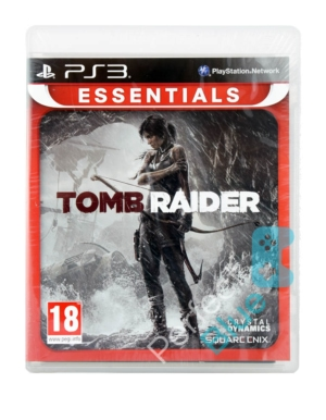 Outlet / Gra PS3 Tomb Raider / Repack