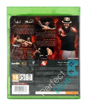 Outlet / Gra Xbox One WWE 2K15 / Repack