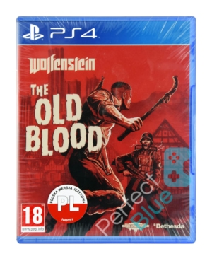 Outlet / Gra PS4 Wolfenstein The Old Blood / Repack