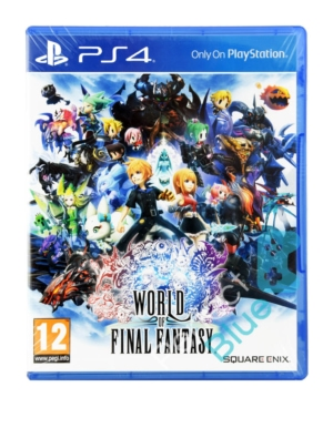 Outlet / Gra PS4 World of Final Fantasy / Repack
