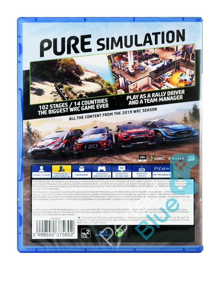 Gra PS4 WRC 8