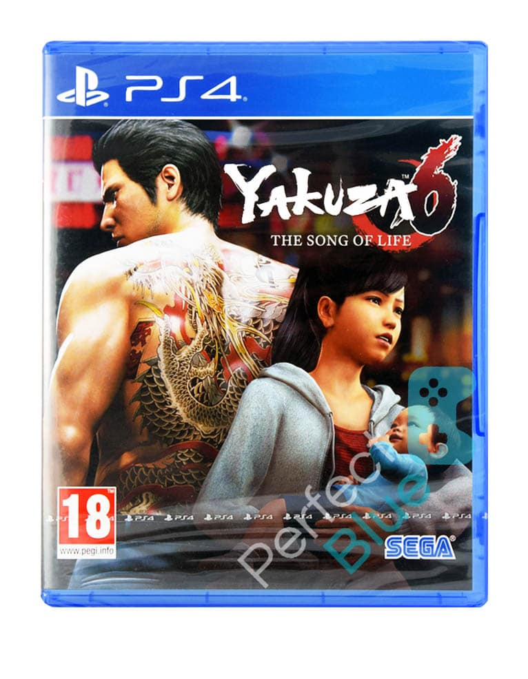 Gra PS4 Yakuza 6 The Song of Life