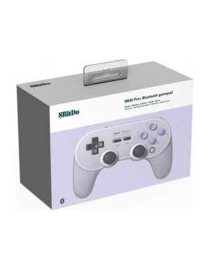 8BitDo SN30 Pro+ SN Edition / Gamepad do Switch, PC, Mac, Android