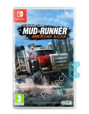 Gra Nintendo Switch Spintires Game: MudRunner American Wilds
