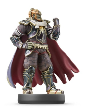 Figurka Amiibo - Super Smash Bros. Collection - Ganondorf No. 41