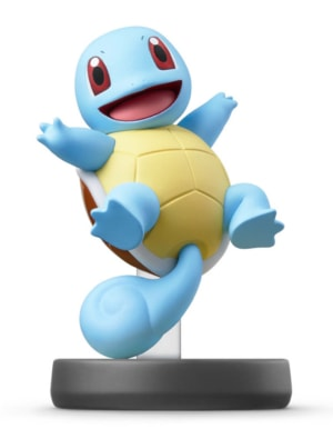 Figurka Amiibo - Super Smash Bros. Collection - Squirtle No. 77