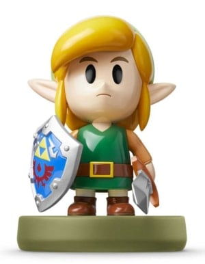 Figurka Amiibo - The Legend of Zelda Link's Awakening - Link