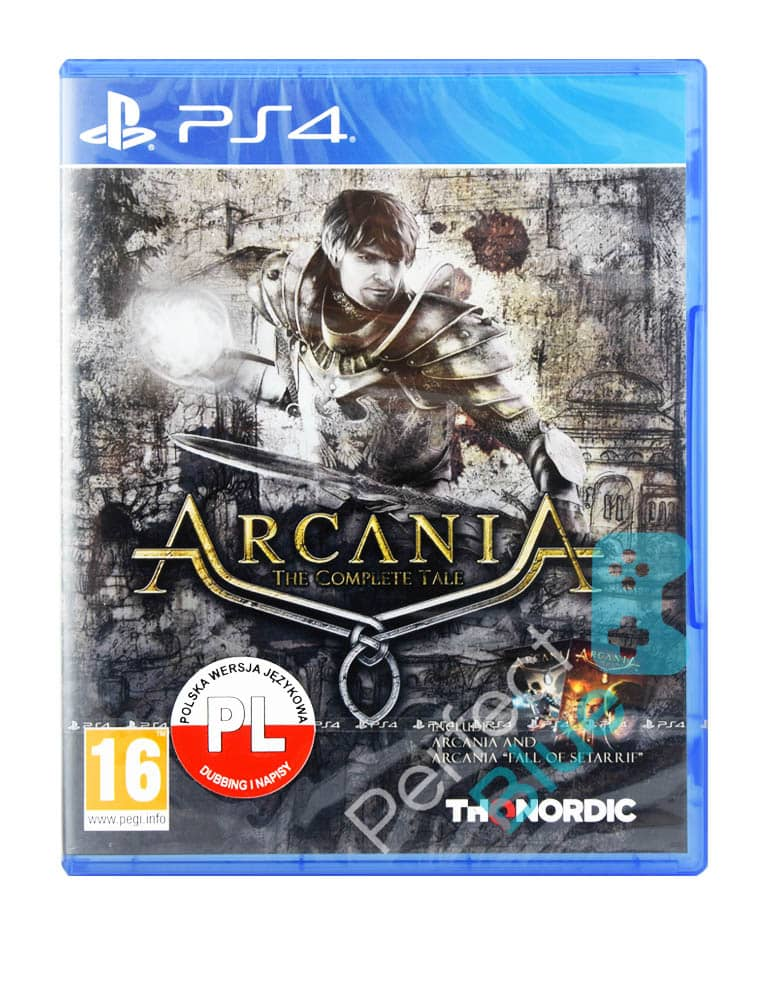 Gra PS4 Arcania The Complete Tale PL