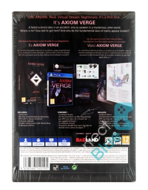 Gra PS4 Axiom Verge Multiverse Edition