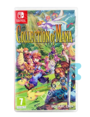 Gra Nintendo Switch Collection Of Mana
