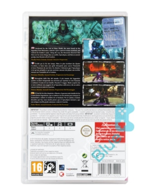 Gra Nintendo Switch Darksiders II Deathinitive Edition