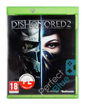 Outlet / Gra Xbox One Dishonored 2 PL