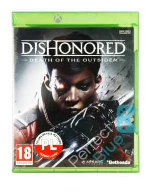 Outlet / Gra Xbox One Dishonored Death of the Outsider / Repack