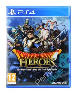 Outlet / Gra PS4 Dragon Quest Heroes Edycja Kolekcjonerska
