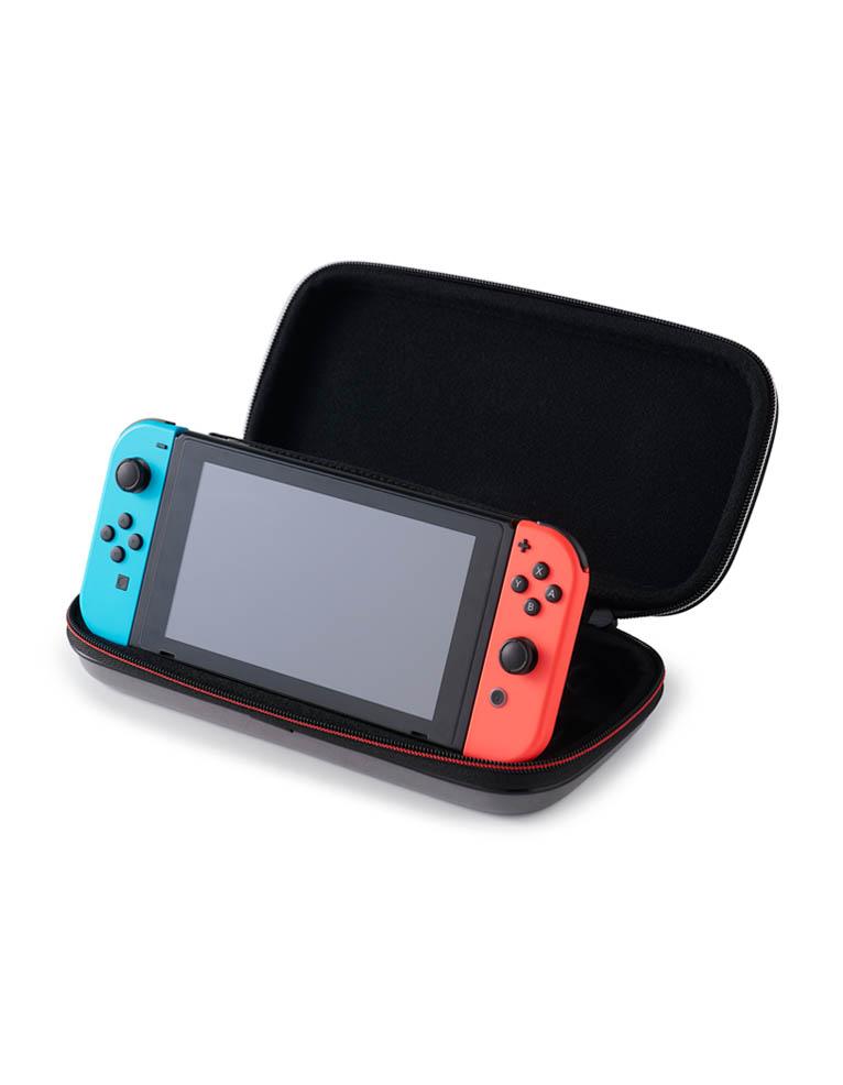 BIG BEN Etui Pokrowiec - Nintendo Switch - Super Mario Szary