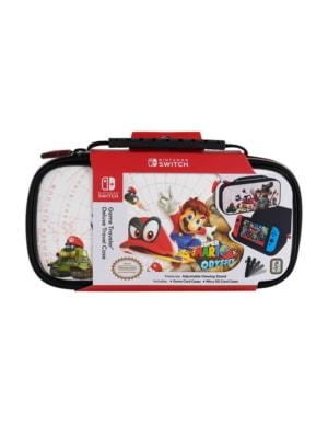 BIG BEN Pokrowiec Etui - Nintendo Switch - Super Mario Odyssey Biały