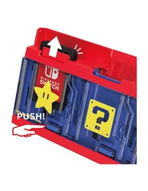 Hori Etui Pokrowiec na 6 kartridży / Pop and Go Game Case / Super Mario