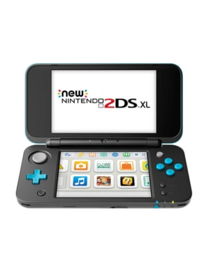 Konsola New Nintendo 2DS XL Turkusowa/Czarna + Gra Super Mario 3D Land
