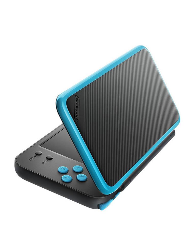 Konsola New Nintendo 2DS XL Turkusowa/Czarna + Gra Super Mario 3D Land