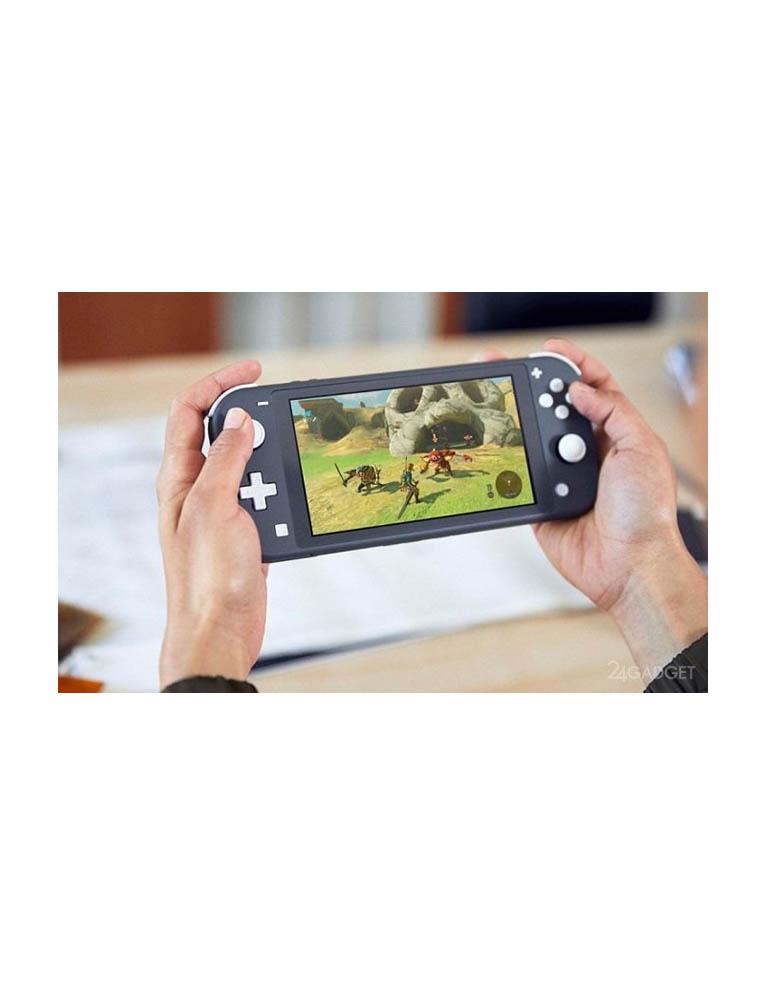 Konsola Nintendo Switch Lite / Grey / Szara