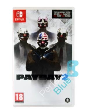 Gra Nintendo Switch Payday 2