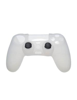 Spartan Gear - Nakładka Silikonowa na Dualshocka oraz Nakładki na Analogi Thumb Grips PS4