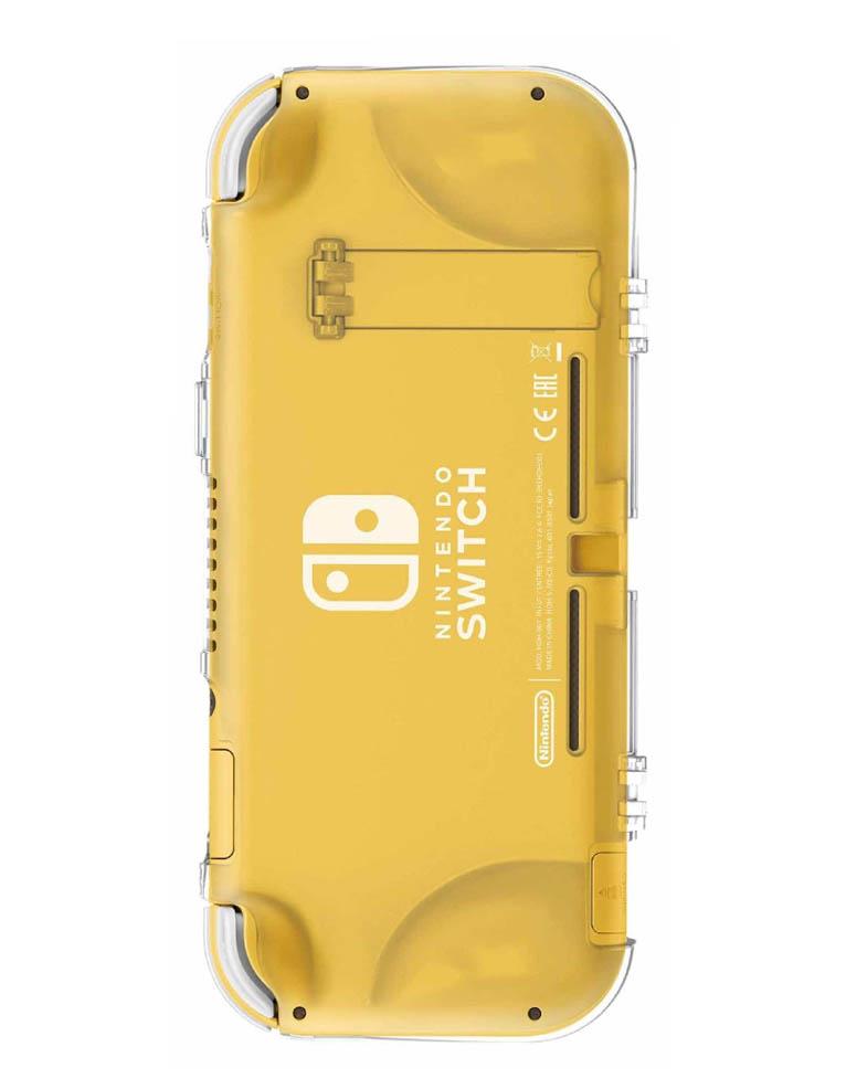 Hori Silikonowe Etui DuraFlexi Protector + Folia Ochronna - Nintendo Switch Lite
