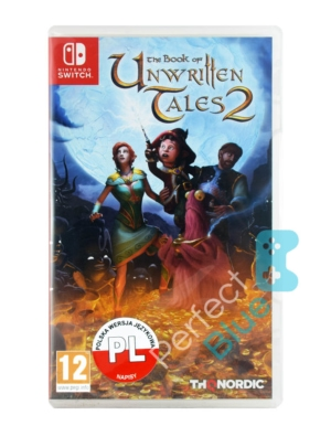 Gra Nintendo Switch The Book of Unwritten Tales 2 PL