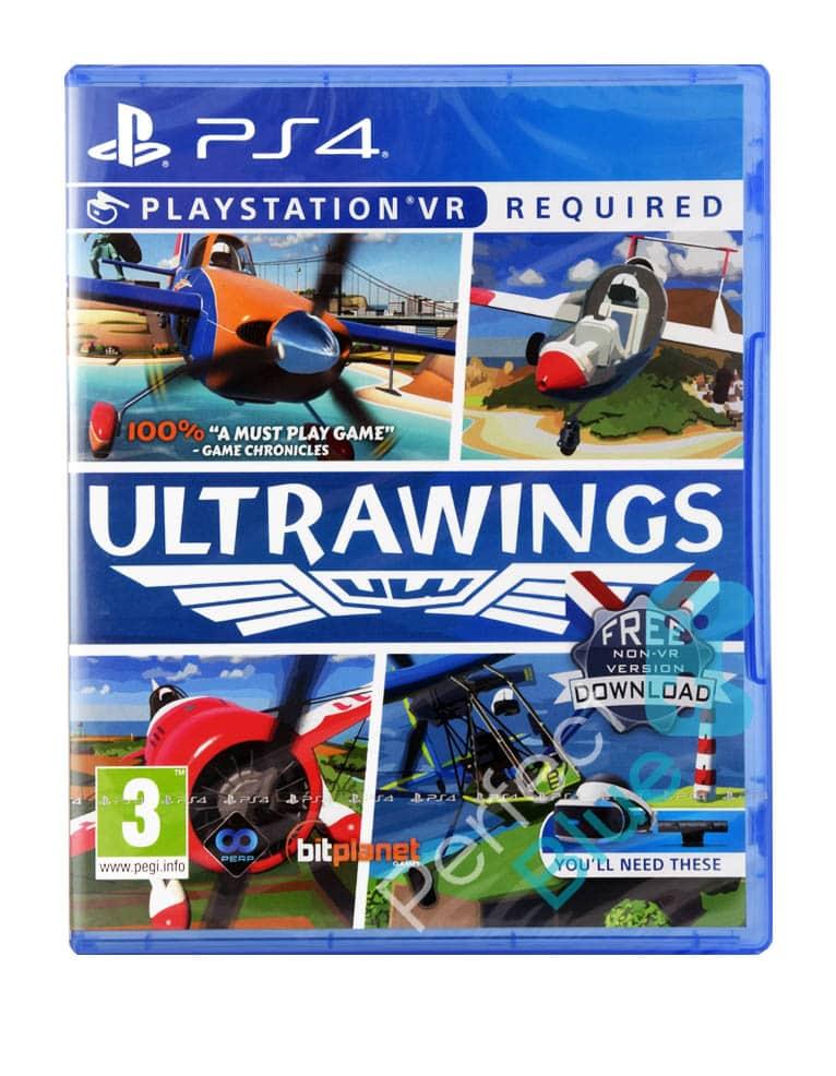 Gra PS4 VR Ultrawings + Ultrawings Flat