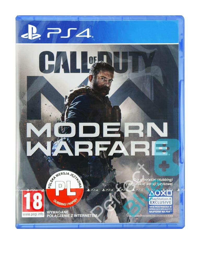 Gra PS4 Call of Duty: Modern Warfare PL