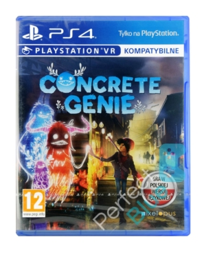 Gra PS4 / PS4 VR Concrete Genie