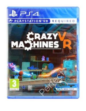 Gra PS4 VR Crazy Machines