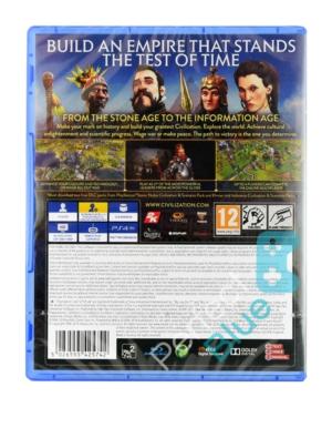 Gra PS4 Sid Meier's Civilization VI / Cywilizacja 6
